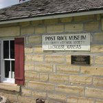 Rush County Historical Society Post Rock Musem