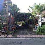 Entrance to Kori Bali Inn 2