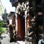 Door to Kori Bali Inn 2