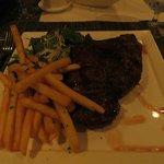 juiciest steak ever!