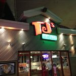 TJ's is a must eat! Affordable, and very delicious + awesome staff!