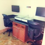 Small but useful business center :)