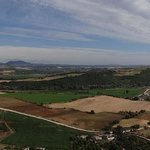 Andalusian countryside views