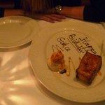 Birthday pain perdu