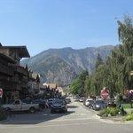 View of Leavenworth