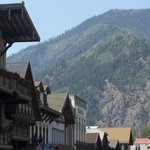 Great views from Leavenworth