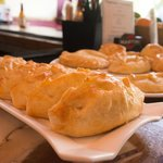 Empanadas argentinas elaboradas en el local