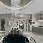 Lobby of The Park Tower Knightsbridge