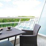Balkon kamer de luxe