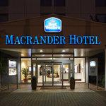 ベスト ウエスタン マクランダー ホテル フランクフルト / カイザーレイ