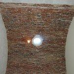 Lucernaio stanza ad circa 4 metri d'altezza Casona Solar