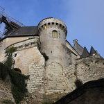 chateau depuis la place FRONTENAC