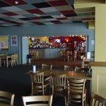 the bar at The Felix Club