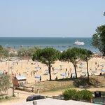 EuroCamp Area Beach