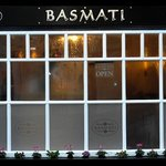 Front of Basmati