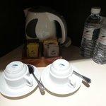 Executive room 1116 - tea/coffee, waters