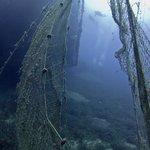 Mastropetros wreck, sank 1999