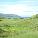 Machrihanish Dunes GC, Loch #14