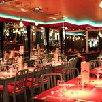 Our restaurant of mirrors