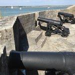 Cannon, Calshot Castle