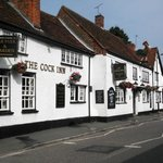 The Cock Inn, Wing, front view
