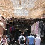 Market close to Riad Alaka
