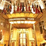 Grandhotel Pupp Welcome