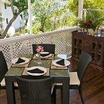 Dining Area in Restaurant Cafe Havana