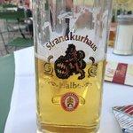 stein - very good beer.