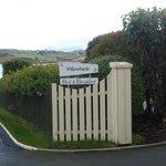 Willowbank B&B entrance
