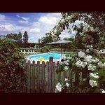 Au Domaine Bardon La piscine