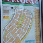 Levoča map