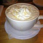 Yummy White Chocolate Mocha