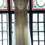 The Perfect Base for Bridal Preparations - Lovely Stained Glass Windows