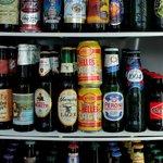Beer Cooler is Self Serve
