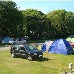 Camping at Cote Ghyll
