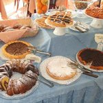 Sala Colazioni - 6: Favolose torte artigianali (prod. propria)