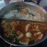 Spicy / Clear Soup Steamboat