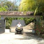 ATV tour to Playa Grande