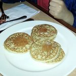 Small Pancakes