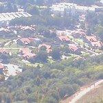 Merom Golan Kibbutz from the top
