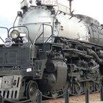 Big Boy 1.2 million ton engine!