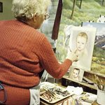 Watch artists at work in their studios