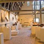 The Hay Loft Hall showcases art and fine crafts by local people