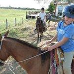 passeios a cavalo