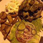 Hamburguesa mejicana!!