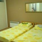 camera doppia con letti standard