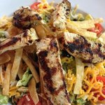 Southwestern Chopped Salad with Chicken