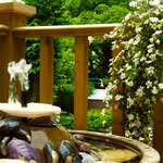 Deck water feature