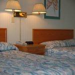 COURTYARD (EXTERIOR) 2 QUEEN BEDS